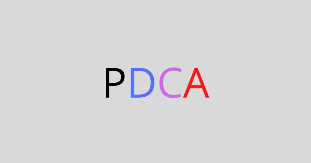PDCA malli